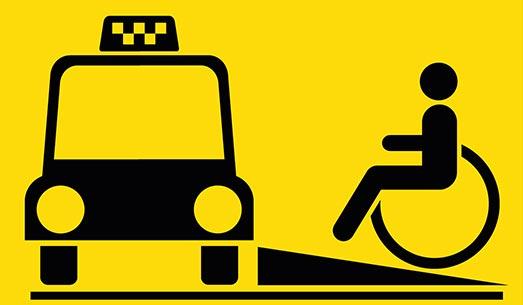 Taxis adaptados a PMR